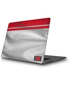 Morocco Soccer Flag Apple MacBook Pro Skin