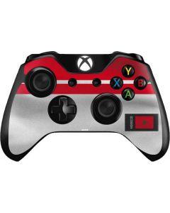 Morocco Soccer Flag Xbox One Controller Skin