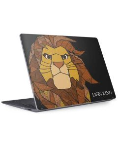 Mosaic Simba Surface Laptop 2 Skin