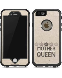 Mother A Title Above A Queen iPhone 6/6s Waterproof Case