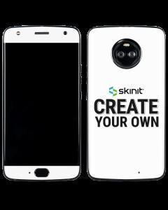 Custom Moto X4 Skin