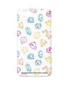 Mr Men Little Miss Characters Outline iPhone 8 Lite Case