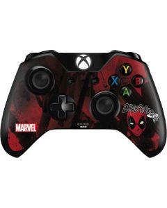Deadpool Howl Xbox One Controller Skin