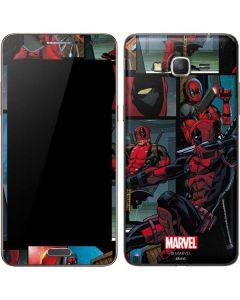 Deadpool Comic Galaxy Grand Prime Skin