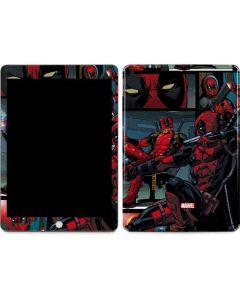 Deadpool Comic Apple iPad Skin