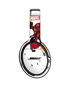 Deadpool Baby Fire Bose QuietComfort 35 Headphones Skin