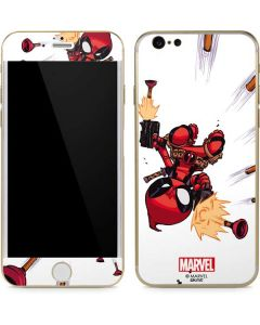 Deadpool Baby Fire iPhone 6/6s Skin
