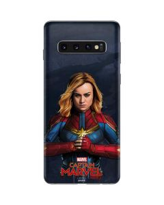 Ms Marvel Galaxy S10 Skin