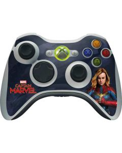 Ms Marvel Xbox 360 Wireless Controller Skin