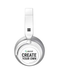Custom Surface Headphones Skin
