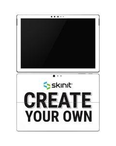 Custom Surface Pro 6 Skin