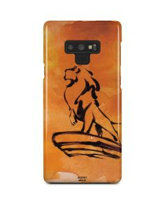 Mufasa Water Color Galaxy Note 9 Lite Case