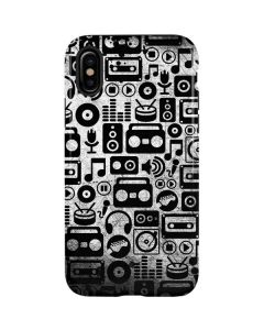 Music Pattern iPhone XS Max Pro Case