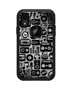 Music Pattern Otterbox Defender iPhone Skin