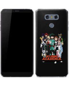 My Hero Academia LG G6 Skin