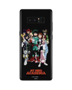 My Hero Academia Galaxy Note 8 Skin