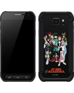 My Hero Academia Galaxy S6 Active Skin