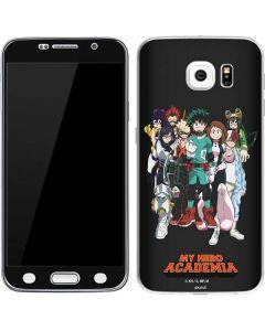 My Hero Academia Galaxy S6 Skin