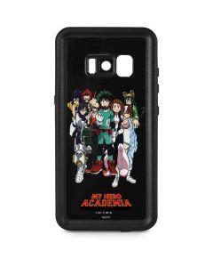 My Hero Academia Galaxy S8 Plus Waterproof Case