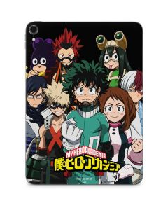 My Hero Academia Apple iPad Pro Skin