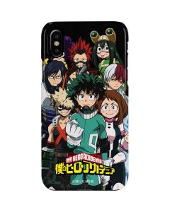 My Hero Academia iPhone XS Max Lite Case