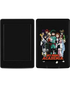 My Hero Academia Amazon Kindle Skin