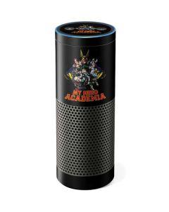 My Hero Academia Main Poster Amazon Echo Skin