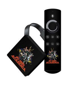 My Hero Academia Main Poster Amazon Fire TV Skin