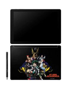 My Hero Academia Main Poster Galaxy Book 10.6in Skin