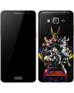 My Hero Academia Main Poster Galaxy Grand Prime Skin