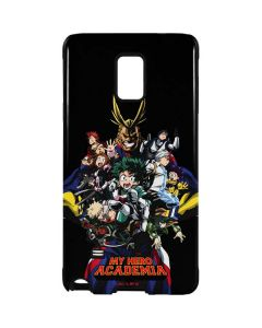 My Hero Academia Main Poster Galaxy Note 4 Pro Case