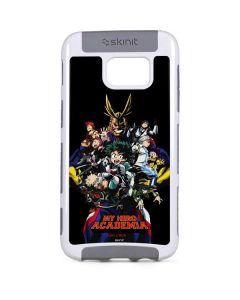 My Hero Academia Main Poster Galaxy S7 Edge Cargo Case