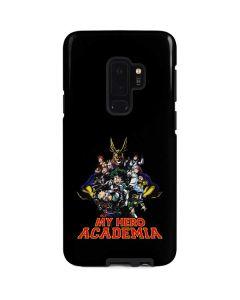 My Hero Academia Main Poster Galaxy S9 Plus Pro Case