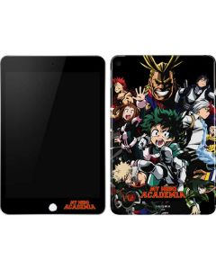My Hero Academia Main Poster Apple iPad Mini Skin