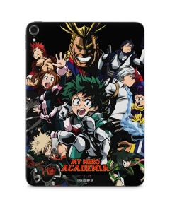 My Hero Academia Main Poster Apple iPad Pro Skin