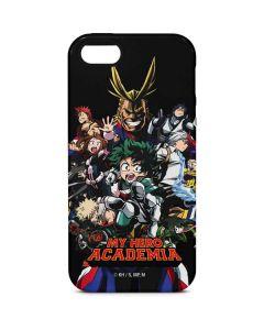 My Hero Academia Main Poster iPhone 5/5s/SE Pro Case