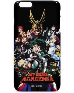 My Hero Academia Main Poster iPhone 6/6s Plus Lite Case