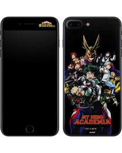 My Hero Academia Main Poster iPhone 7 Plus Skin