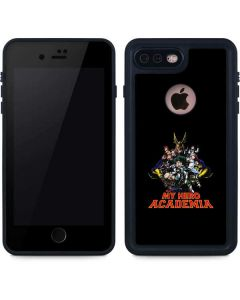 My Hero Academia Main Poster iPhone 7 Plus Waterproof Case