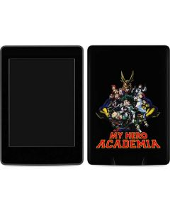 My Hero Academia Main Poster Amazon Kindle Skin
