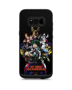 My Hero Academia Main Poster LifeProof Fre Galaxy Skin