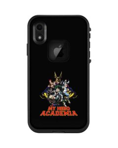 My Hero Academia Main Poster LifeProof Fre iPhone Skin