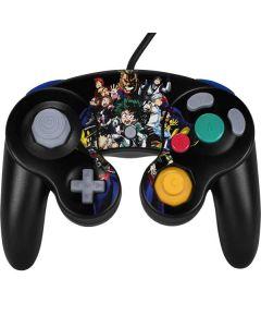 My Hero Academia Main Poster Nintendo GameCube Controller Skin