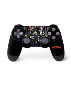 My Hero Academia Main Poster PS4 Controller Skin