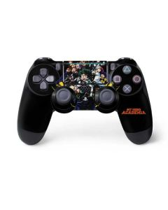 My Hero Academia Main Poster PS4 Pro/Slim Controller Skin