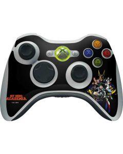 My Hero Academia Main Poster Xbox 360 Wireless Controller Skin