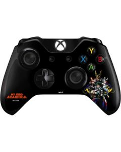 My Hero Academia Main Poster Xbox One Controller Skin