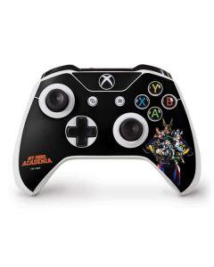 My Hero Academia Main Poster Xbox One S Controller Skin