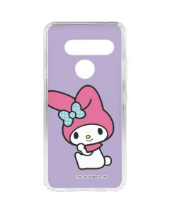 My Melody Pastel LG V40 ThinQ Clear Case