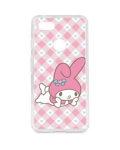My Melody Posing Google Pixel 3 XL Clear Case